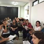 """3º encontro do Curso de Qualificação Profissional """"Alimentação e Nutrição na Atenção Básica"""""""